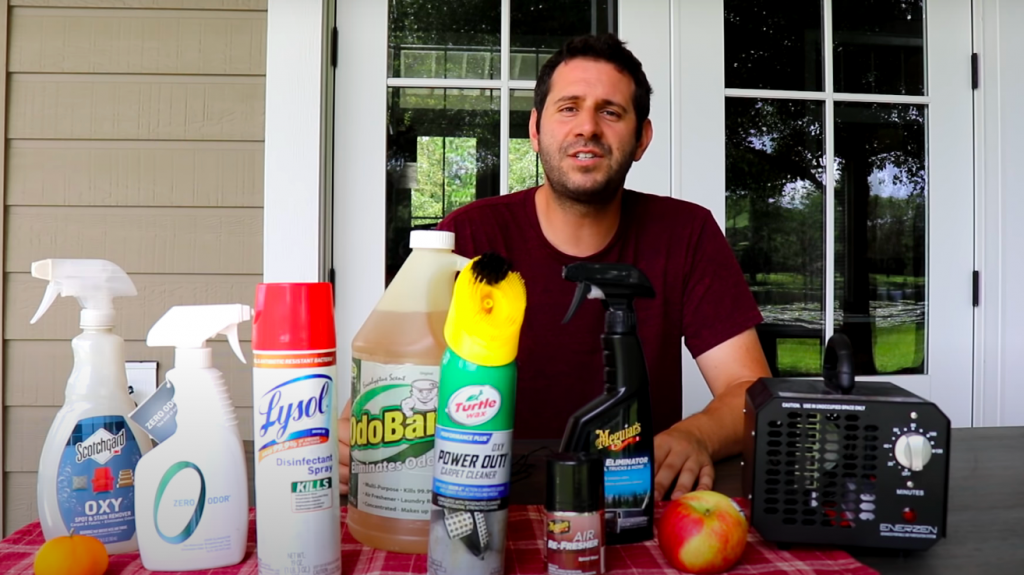 7 Tips on How To Get Smoke Smell Out of Your Car