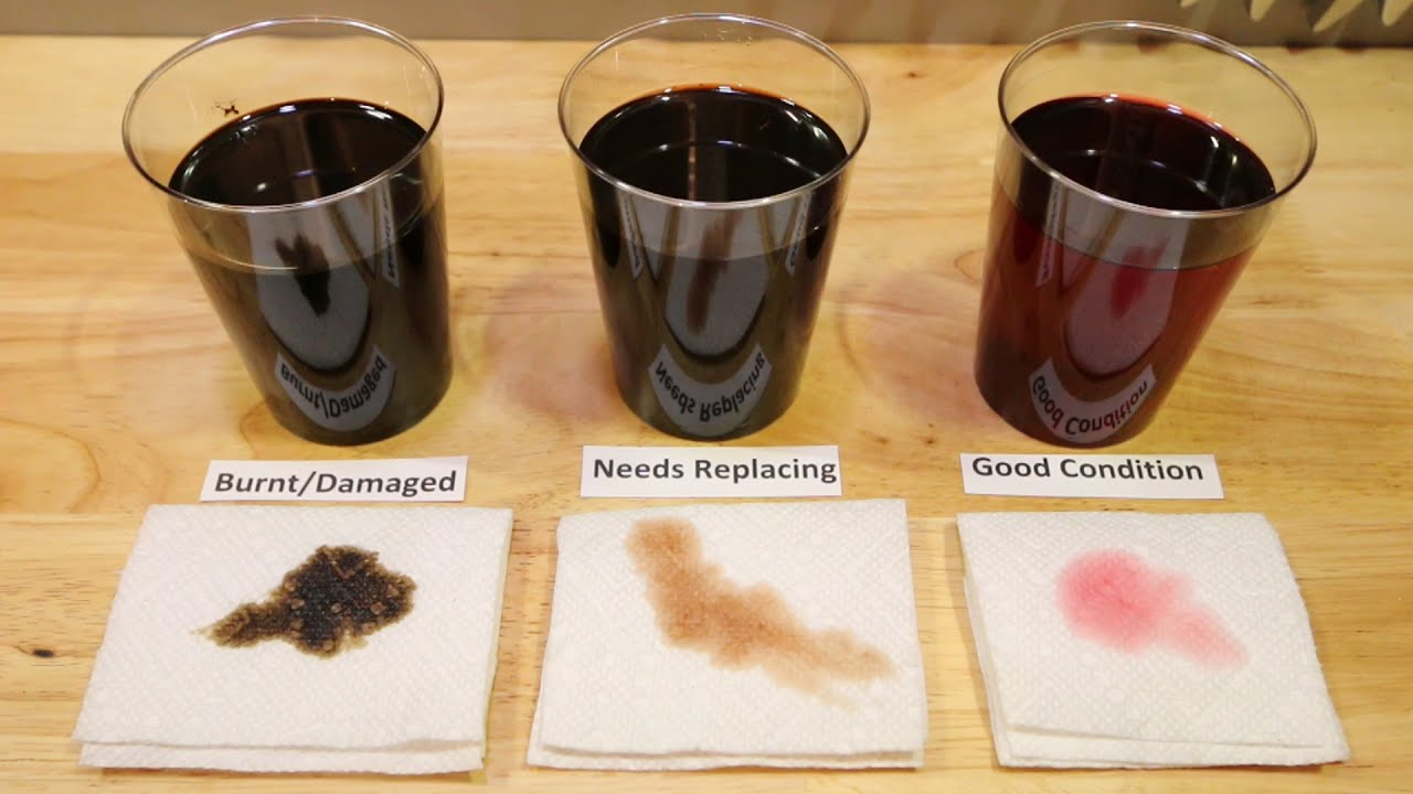 How Often to Change Transmission Fluid Service